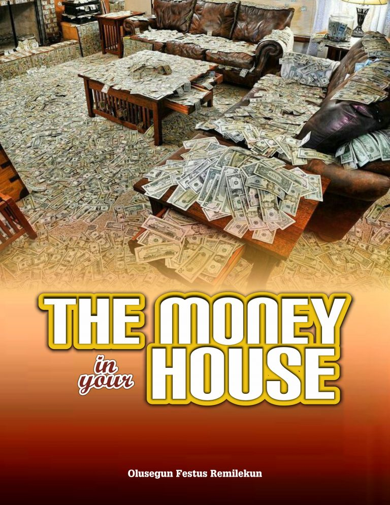 AUDIO BOOK FOR THE MONEY IN YOUR HOUSE